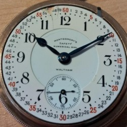 Ball - Waltham Grade Official Standard Pocket Watch