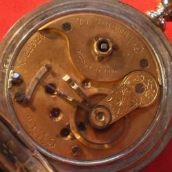 Columbus Watch Co. Pocket Watch #22926