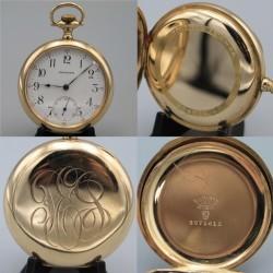 E. Howard Watch Co. (Keystone) Grade Series 3 Pocket Watch