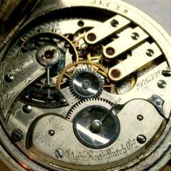 Elgin Grade 86 Pocket Watch