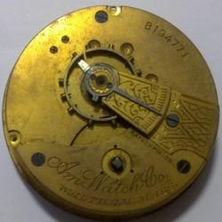 Waltham Pocket Watch #8194771