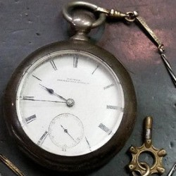 Illinois Grade Hoyt Pocket Watch