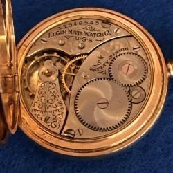 Elgin Grade 320 Pocket Watch