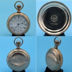 Illinois Grade Stuart Pocket Watch