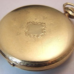 E. Howard Watch Co. (Keystone) Grade Series 7 Pocket Watch