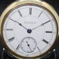 Rockford Grade 45 Pocket Watch