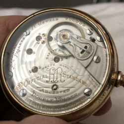 Ball - Hamilton Grade 999H Pocket Watch