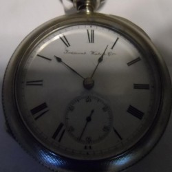 Tremont Watch Co. Grade  Pocket Watch