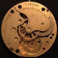 Seth Thomas Grade 46 Pocket Watch