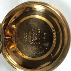 E. Howard Watch Co. (Keystone) Grade Series 10 Pocket Watch