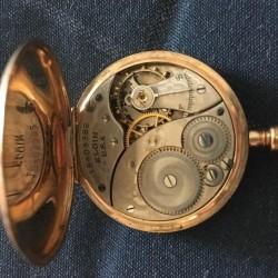 Elgin Grade 324 Pocket Watch