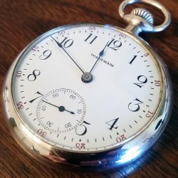 Waltham Grade No. 625 Pocket Watch