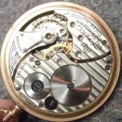 Waltham Pocket Watch #796326