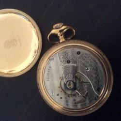 Waltham Grade No. 18 Pocket Watch