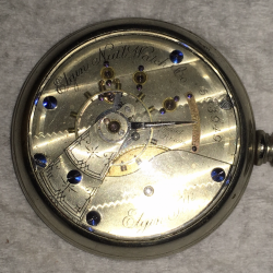 Elgin Grade 5 Pocket Watch