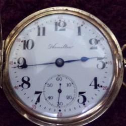 Hamilton Grade 975 Pocket Watch