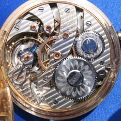 Hamilton Grade 961 Pocket Watch