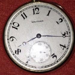 Waltham Pocket Watch #21241800