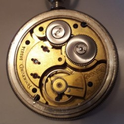 Rockford Grade 113 Pocket Watch