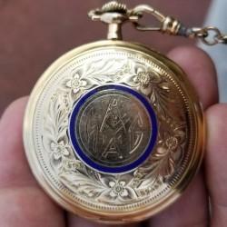 Rockford Grade 151 Pocket Watch
