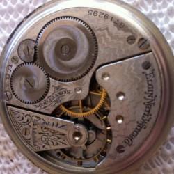 Elgin Grade 211 Pocket Watch