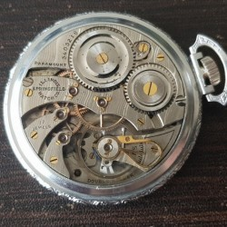 Illinois Grade 404 Pocket Watch