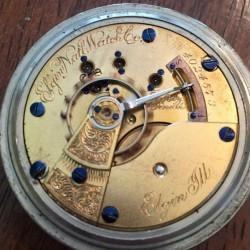 Hamilton Pocket Watch #4024573