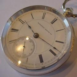 Hampden Grade Lafayette Pocket Watch