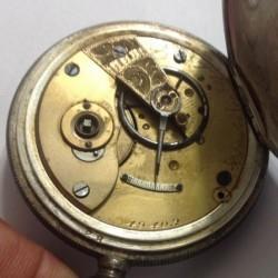 New York Watch Manufacturing Co. Grade  Pocket Watch