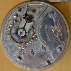 Hampden Pocket Watch #1508689