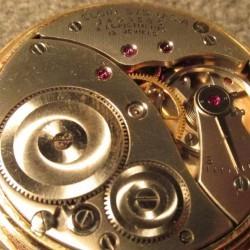 Elgin Pocket Watch #J403585