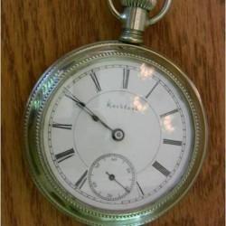 Rockford Grade 86 Pocket Watch