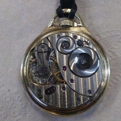 Elgin Grade 571 Pocket Watch