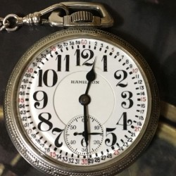 Hamilton Grade 950 Pocket Watch