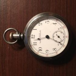 Waltham Grade No. 20 Pocket Watch