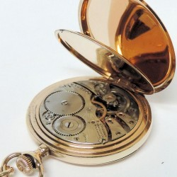Illinois Grade 219 Pocket Watch