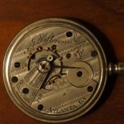 J.P. Stevens Watch Co. Grade Special Pocket Watch