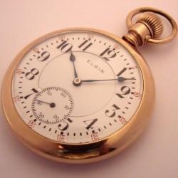 Elgin Grade 270 Pocket Watch