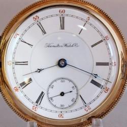 Hamilton Grade 933 Pocket Watch