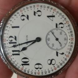Elgin Grade 382 Pocket Watch
