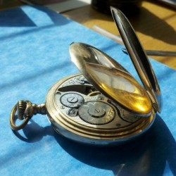 South Bend Grade 281 Pocket Watch