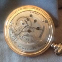 Hamilton Pocket Watch #951498