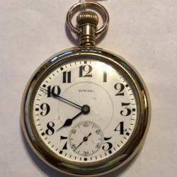E. Howard Watch Co. (Keystone) Grade Series 0 Pocket Watch
