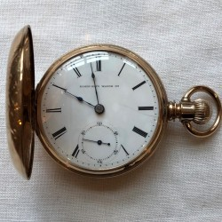 Elgin Grade 6 Pocket Watch
