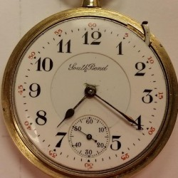 South Bend Grade 217 Pocket Watch