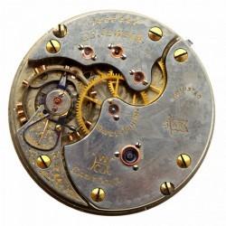 Hampden Grade No. 105 NR (in flag) Pocket Watch