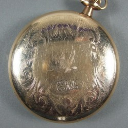 Elgin Grade 95 Pocket Watch