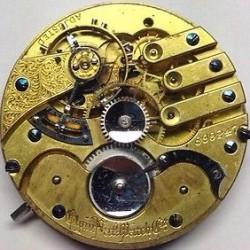 Elgin Pocket Watch #899247