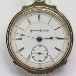 Hampden Grade No. 60 Pocket Watch