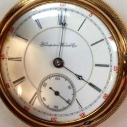 Hampden Grade No. 49 Pocket Watch